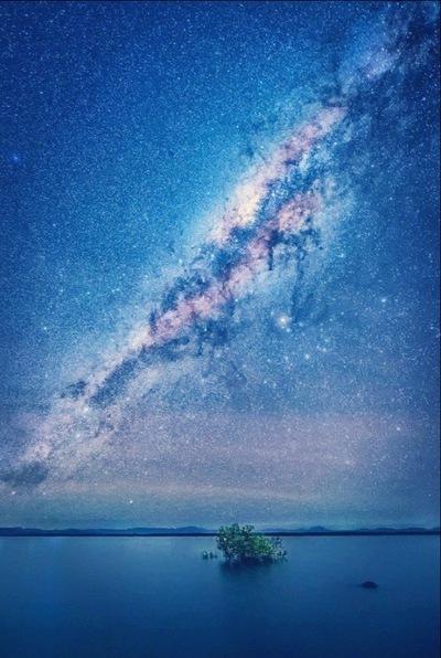 Классные картинки на аву звездное небо, яркие звезды - подборка 5