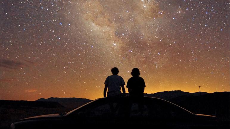 Классные картинки на аву звездное небо, яркие звезды - подборка 6
