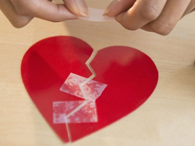 Красивые и интересные картинки со смыслом про разбитое сердце 10