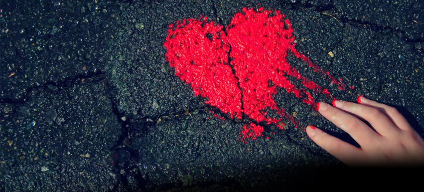 Красивые и интересные картинки со смыслом про разбитое сердце 2