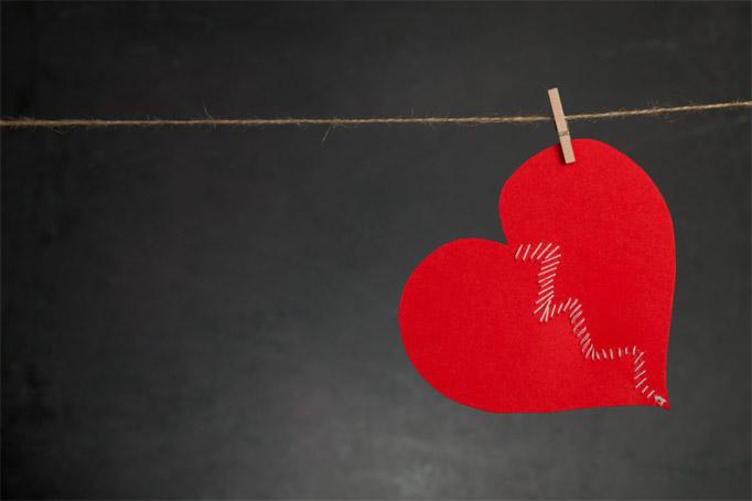 Красивые и интересные картинки со смыслом про разбитое сердце 4