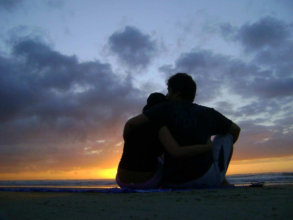 Красивые и милые картинки, фото на аву пары или влюбленные люди 1