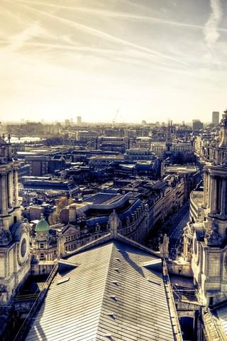 Красивые и невероятные картинки для телефона Лондон на заставу 1