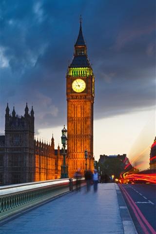 Красивые и невероятные картинки для телефона Лондон на заставу 10