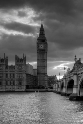Красивые и невероятные картинки для телефона Лондон на заставу 11