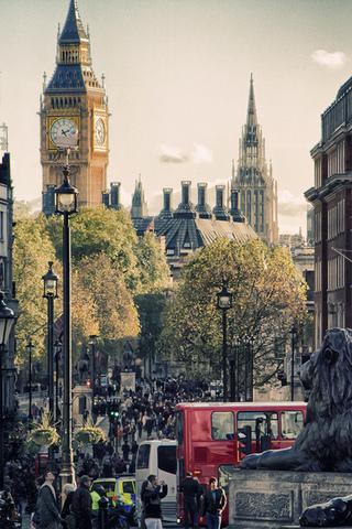 Красивые и невероятные картинки для телефона Лондон на заставу 17