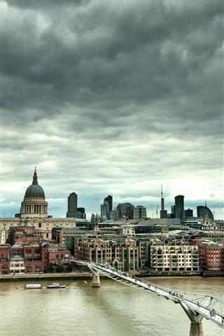 Красивые и невероятные картинки для телефона Лондон на заставу 2