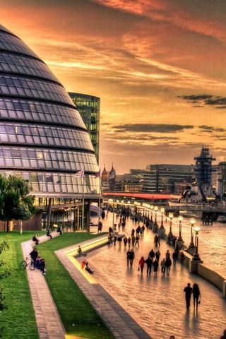 Красивые и невероятные картинки для телефона Лондон на заставу 20