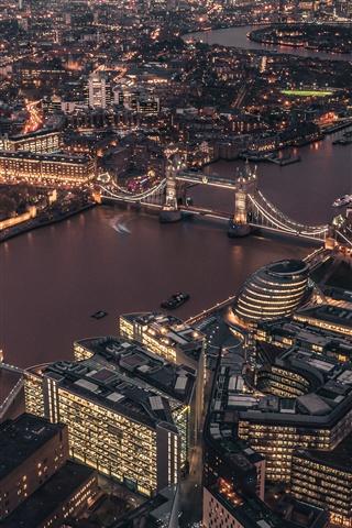 Красивые и невероятные картинки для телефона Лондон на заставу 7