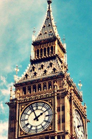 Красивые и невероятные картинки для телефона Лондон на заставу 8