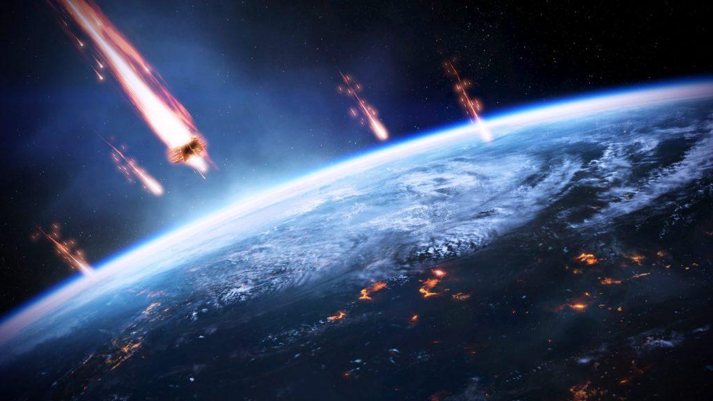 Красивые и необычные картинки, арты астероидов. Картинки Астероиды 11