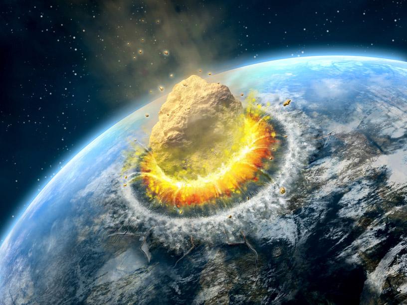 Красивые и необычные картинки, арты астероидов. Картинки Астероиды 13