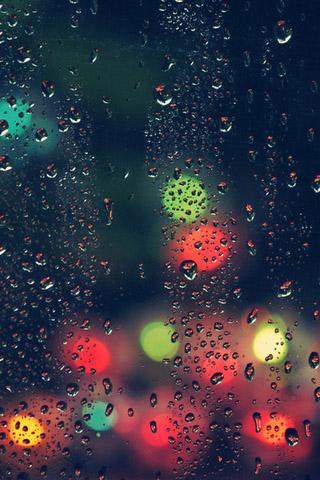 Красивые и необычные картинки на телефон Дождь - подборка 12