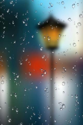 Красивые и необычные картинки на телефон Дождь - подборка 18