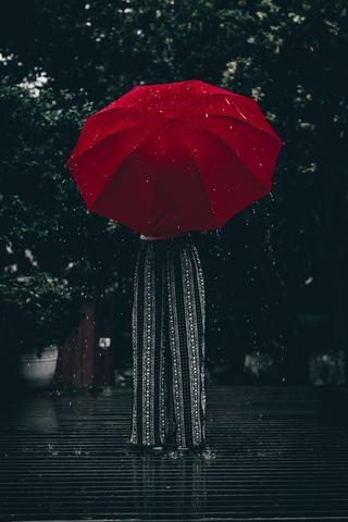 Красивые и необычные картинки на телефон Дождь - подборка 5