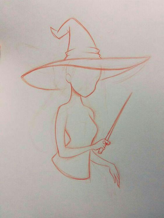 Красивые и прикольные зарисовки в личный дневник - подборка рисунков 12