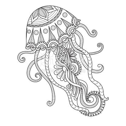 Красивые и прикольные картинки для срисовки Антистресс - сборка 4