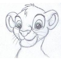 Легкие и простые картинки животных для срисовки - подборка для детей 10