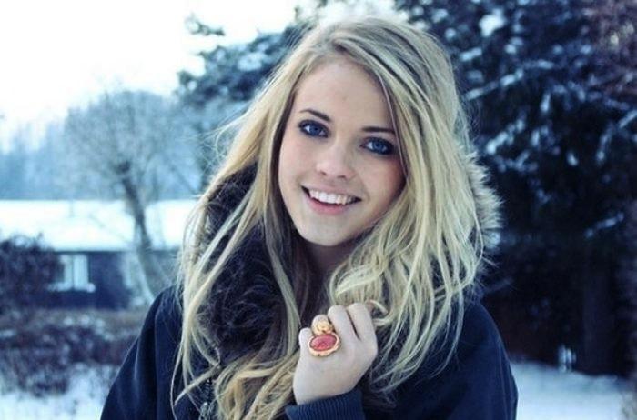 Милые и красивые девушки 18 лет - удивительная подборка №33 12