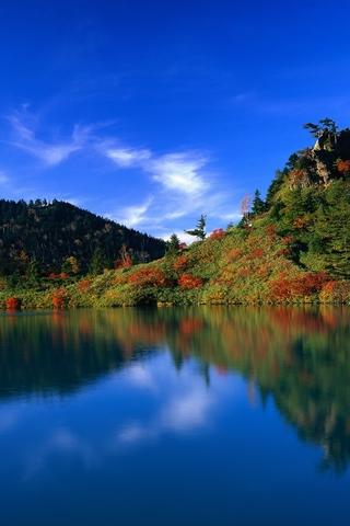 Невероятные и красивые пейзажи картинки на заставку телефона 1