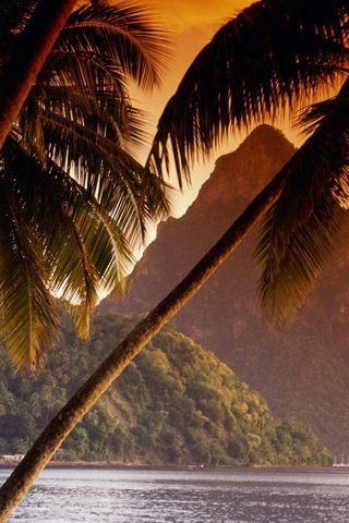 Невероятные и красивые пейзажи картинки на заставку телефона 17
