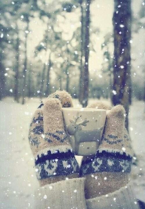 Красивые зимние картинки для авы