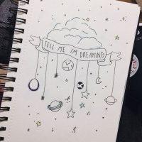 Прикольные и простые картинки для срисовки Звезда, Звезды - сборка 1