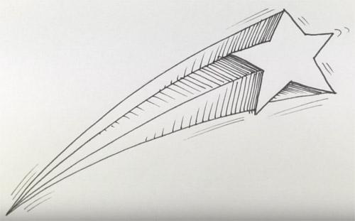 Прикольные и простые картинки для срисовки Звезда, Звезды - сборка 10