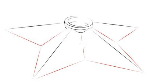 Прикольные и простые картинки для срисовки Звезда, Звезды - сборка 3