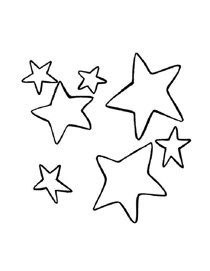 Прикольные и простые картинки для срисовки Звезда, Звезды - сборка 4