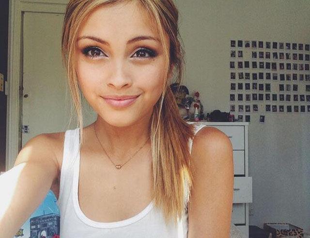 Самые красивые и очаровательные девушки со всего мира - сборка №33 13
