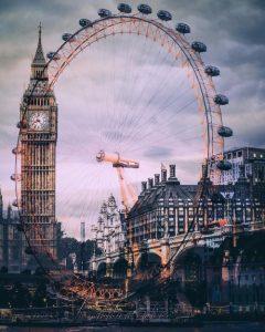 Топ-10 интересных фактов о Лондонском глазе (London Eye) 3