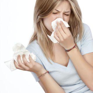 Частый насморк — это не всегда вина инфекции. Причины насморка 1