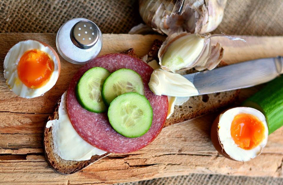Завтрак очень красивые и аппетитные картинки, фотографии - сборка 1