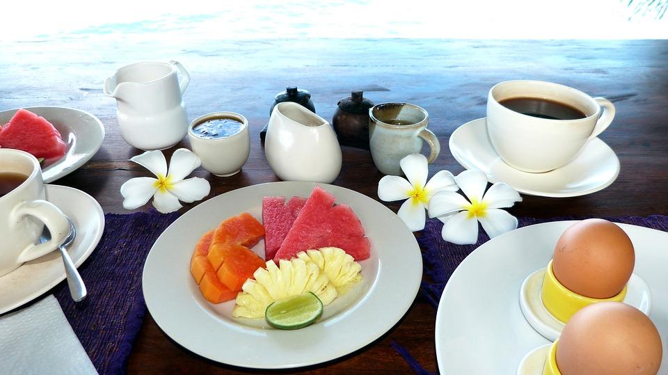 Завтрак очень красивые и аппетитные картинки, фотографии - сборка 2