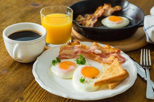 Завтрак очень красивые и аппетитные картинки, фотографии - сборка 25