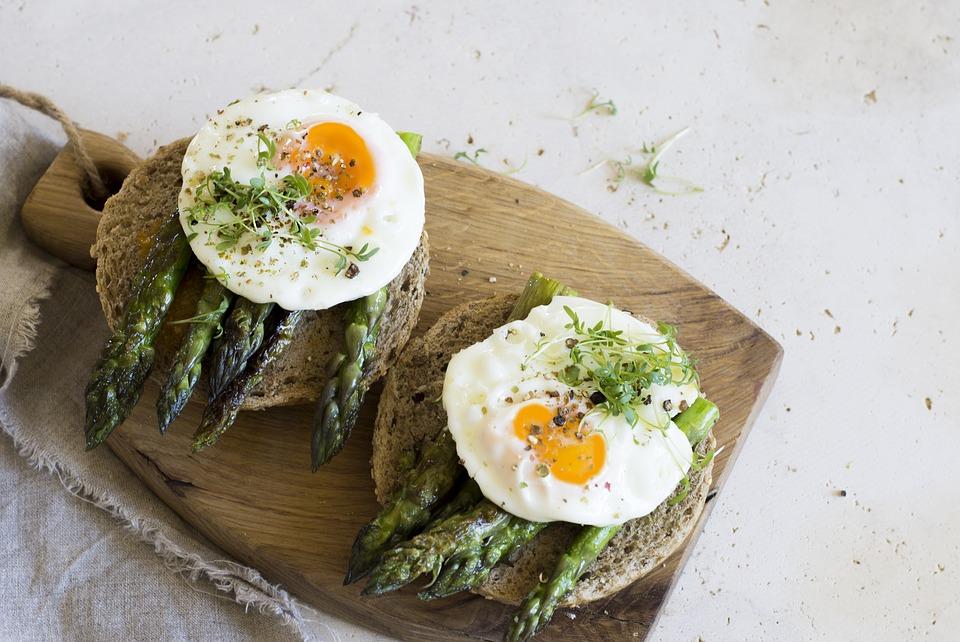 Завтрак очень красивые и аппетитные картинки, фотографии - сборка 8