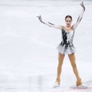 Загитова установила мировой рекорд в короткой программе в Оберстдорфе - новости 1