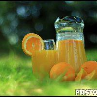 Как дома сделать апельсиновый сок - пошаговая инструкция 2