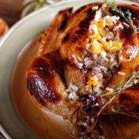Как приготовить курицу с сухофруктами - пошаговый рецепт 1