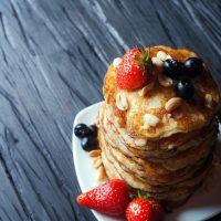 Красивые и аппетитные картинки блинчиков, блинов - подборка фото 12