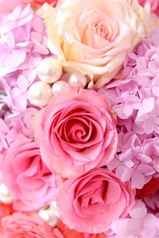 Красивые и милые картинки, обои розы для заставки телефона - сборка 9