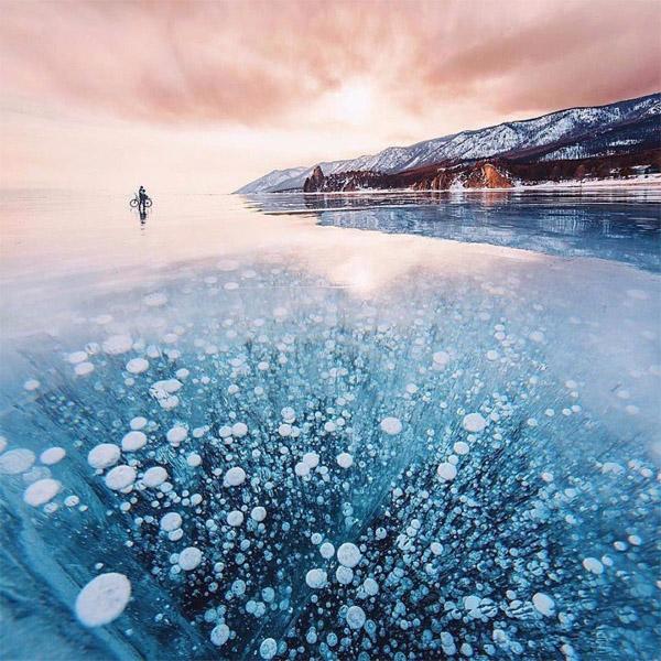 Красивые и невероятные картинки про отдых и путешествия - 30 фото 15