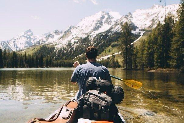 Красивые и невероятные картинки про отдых и путешествия - 30 фото 17