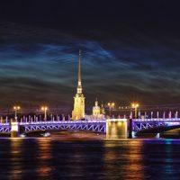 Красивые и необычные панорамные фотографии Санкт-Петербурга 12