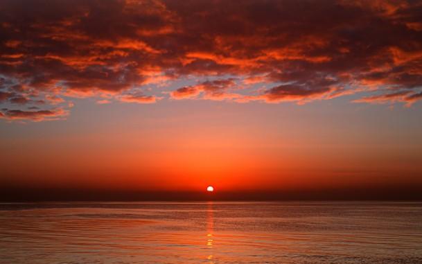 Красивые и удивительные картинки, фото Восход Солнца - подборка 1
