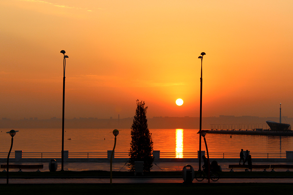Красивые и удивительные картинки, фото Восход Солнца - подборка 7