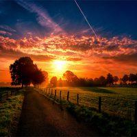 Красивые и удивительные картинки, фото Восход Солнца - подборка 8