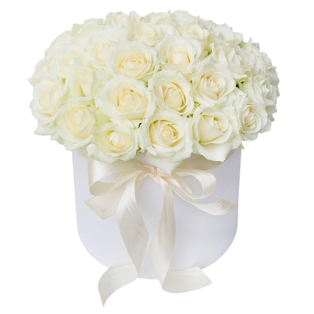 Красивые картинки цветов белые розы, удивительные букеты 13
