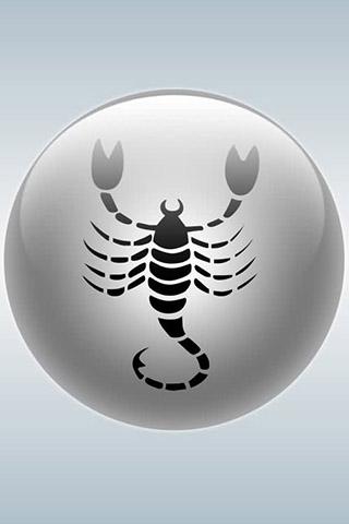 Красивые обои и картинки скорпионов на телефон на заставку 2